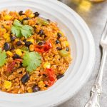 Mexican fried rice is a delicious way to use uphellip