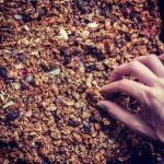 Making a huge batch of granola for the week canthellip